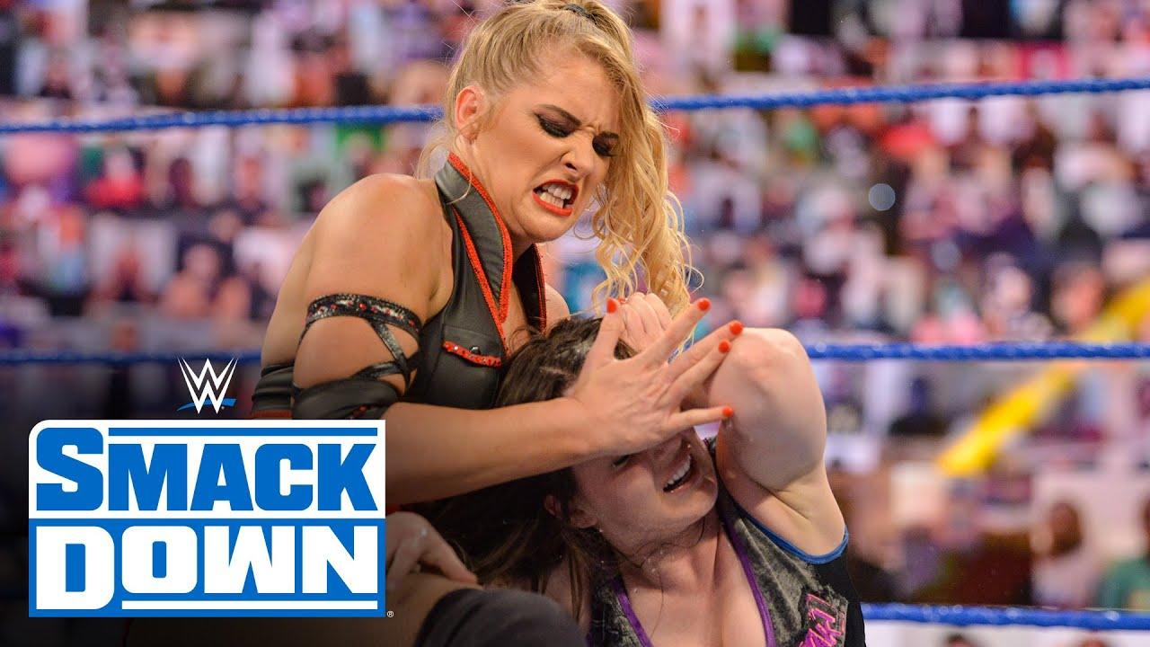 Download Nikki Cross vs. Lacey Evans: SmackDown, Sept. 18, 2020