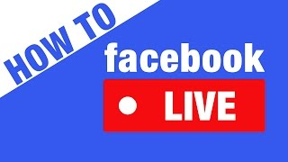 How to Broadcast to Facebook Live from your Computer - Windows, Mac or Linux