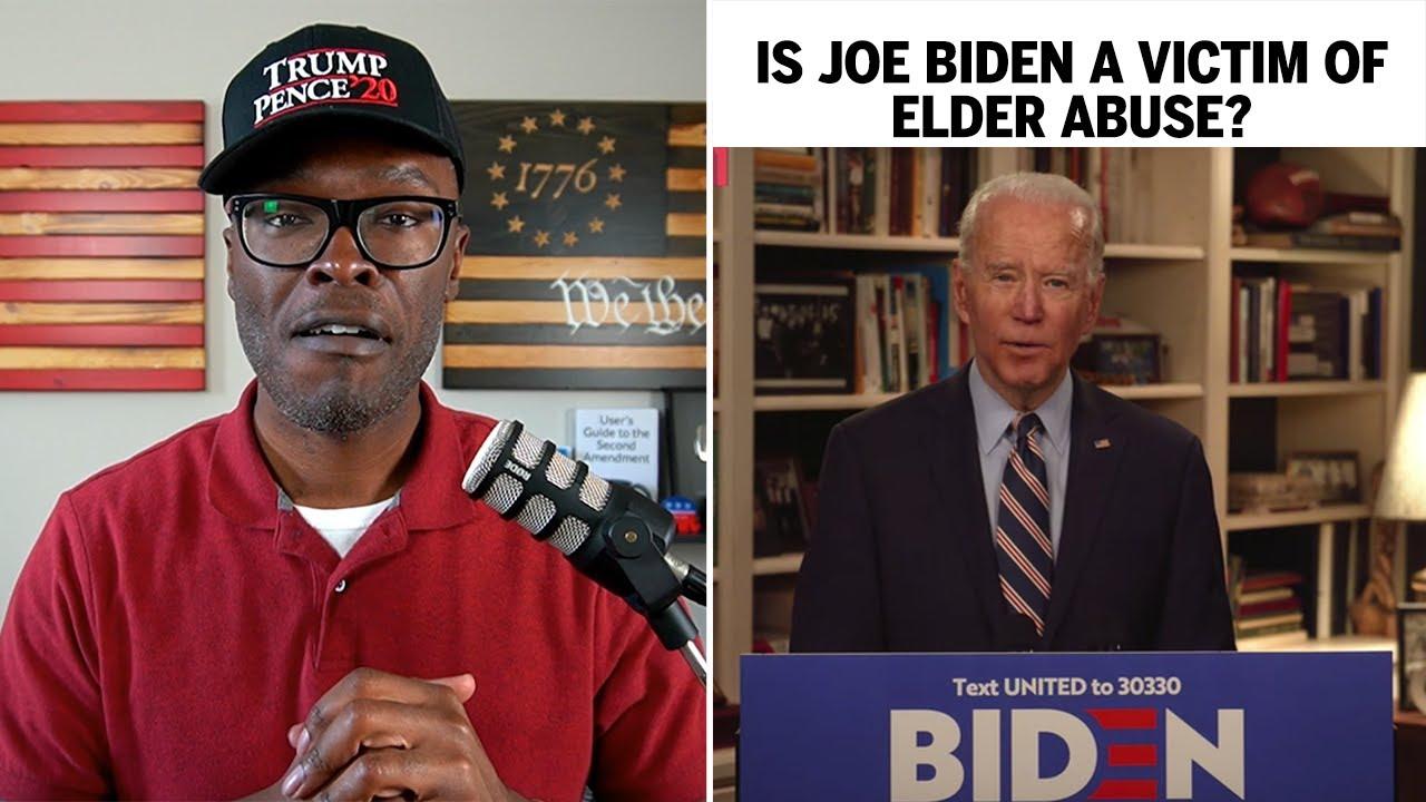Is Joe Biden A VICTIM OF Elder ABUSE?!