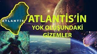 Kayıp Kıta Atlantis 39 in Yok Oluşundaki Bilimsel Gizemler Lost Continent Atlantis