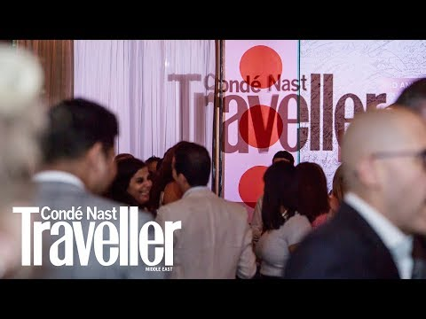 Conde Nast Traveller Middle East's Arabian Travel Market party 2018