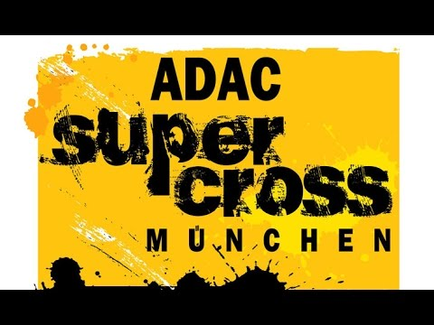 adac supercross m nchen 2014 opening show. Black Bedroom Furniture Sets. Home Design Ideas