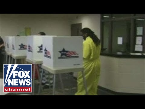 Should inmates have the right to vote in elections?