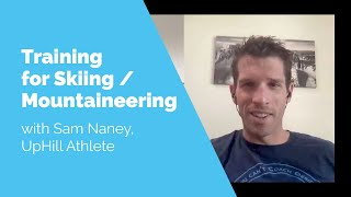 HOW TO TRAIN FΟR SKIING AND SKI MOUNTAINEERING | STOMP IT POD