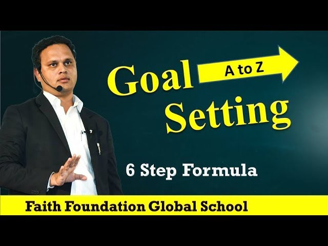 Goal Setting A to Z in Hindi | 6 Steps Of Goal Setting | ??? ?? ??? ?????????? ?????? |