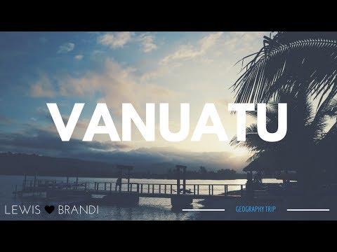 GEO TRIP TO VANUATU