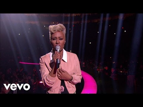 Emeli Sandé - Clown / Next To Me (Live At The BRIT Awards 2013)