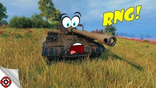 World of Tanks - Funny Moments | RNG Overload! (WoT RNG, November 2018)