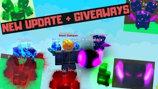Roblox BUBBLE GUM SIMULATOR - UPDATE + TRADING GIVEAWAYS!