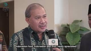 زيارة قنصل جمهورية اندونسيا لفندق أنجم مكة Kunjungan Silaturrahmi Konsulat RI di Hotel Anjum Makkah