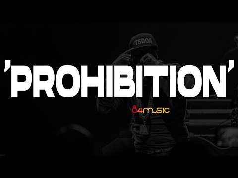 "Jadakiss x Dave East upnorth hip hop type beat 2021 ""PROHIBITION"" | 84mus1c"