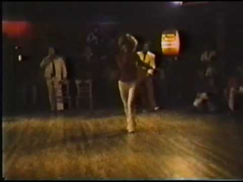 EDDIE TORRES & JUNE LABERTA DANCING AT THE CORSO NIGHT CLUB 1975 NO SOUND
