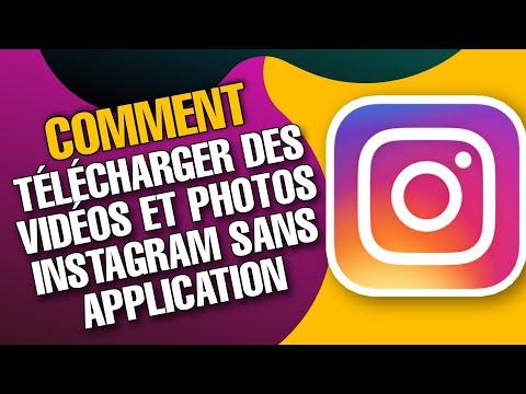 📱📹Télécharger vidéo instagram format MP3/MP4 sans application très rapidement sans complications