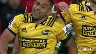 Super Rugby 2019 semi-finals: Crusaders vs Hurricanes