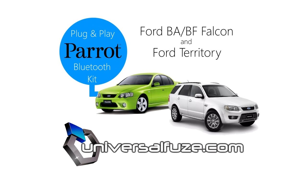 Ford Territory Navigation Multimedia Bluetooth Handsfree Parrot Upgrade Results For Ck3100 Wiring Diagram