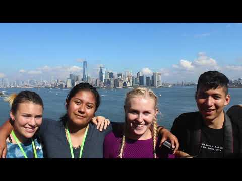 San Jacinto Valley Academy: IB Theater New York Trip 2018