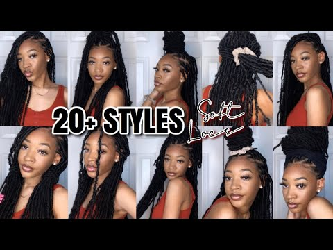how-to-style-soft-locs-in-20-ways-*easy*