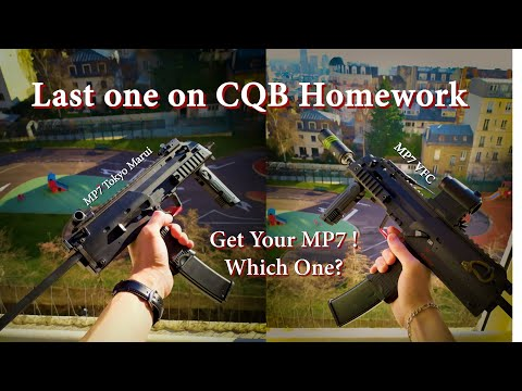LAST ONE ON HOMEWORK | CHOOSE YOUR MP7