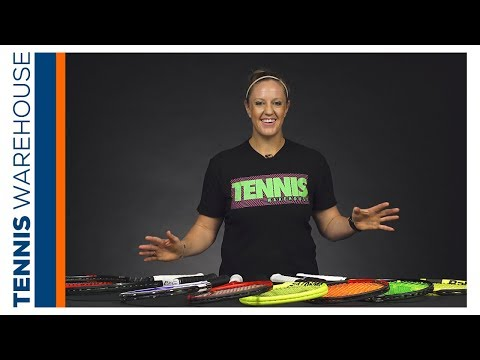 Best Tennis Racquets of 2018 - YouTube