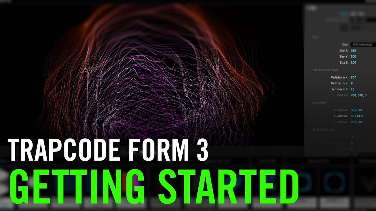 trapcode form 3 download