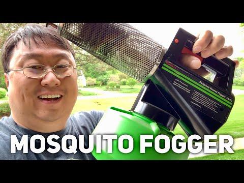 Mosquito Killer Propane Fogger Review