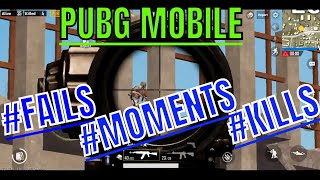 PUBG MOBILE Funny Kills And Gameplay  Part #1