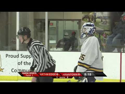 12.16.2018 Bantam A Tournament - Championship Game Hermantown vs. Northern Edge