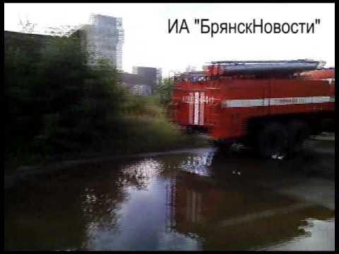 На Брянском автомобильном заводе горели станки