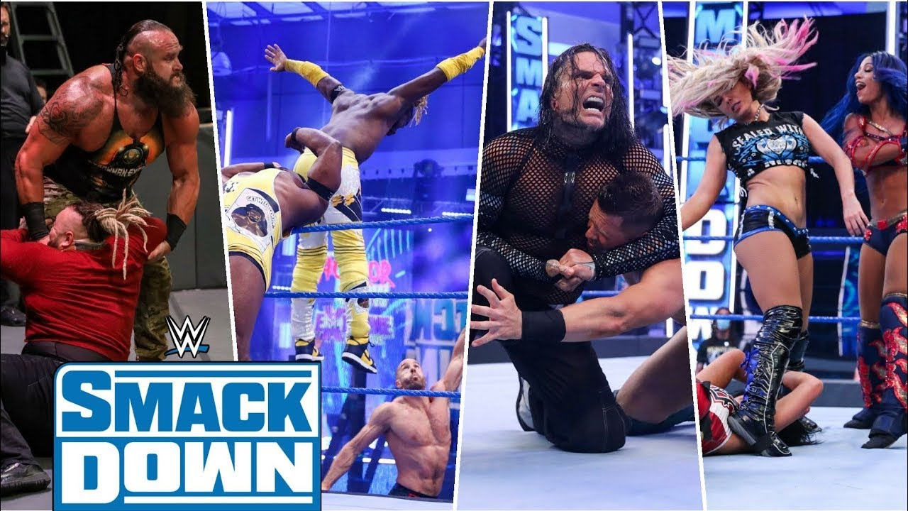 Download WWE Smackdown 10 July 2020 Full Highlights HD - WWE Smack Downs Highlights 10th July 2020