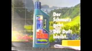 Der General - Bergfrühling (TV-Werbung 1992)