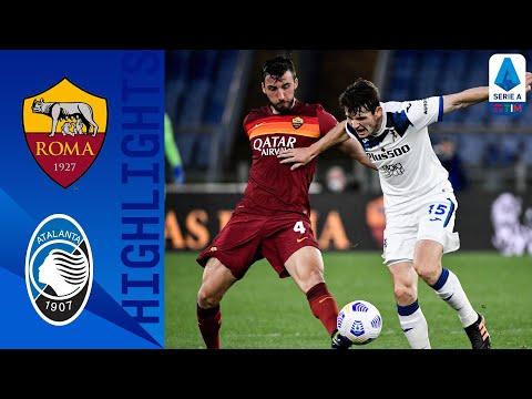 AS Roma Atalanta Goals And Highlights
