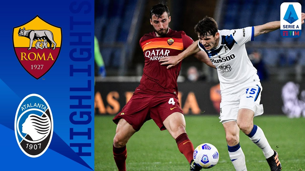 Download Roma 1-1 Atalanta   Stunning Cristante Goal Secures a Draw!   Serie A TIM