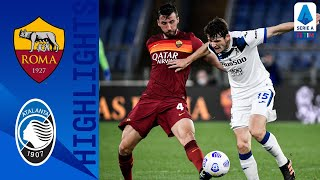Roma 1-1 Atalanta | Stunning Cristante Goal Secures a Draw! | Serie A TIM