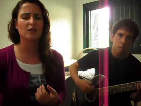 Gabriela Marini (vocal) Osvaldo Souza (violão) - Wherever you will go (cover The Calling)