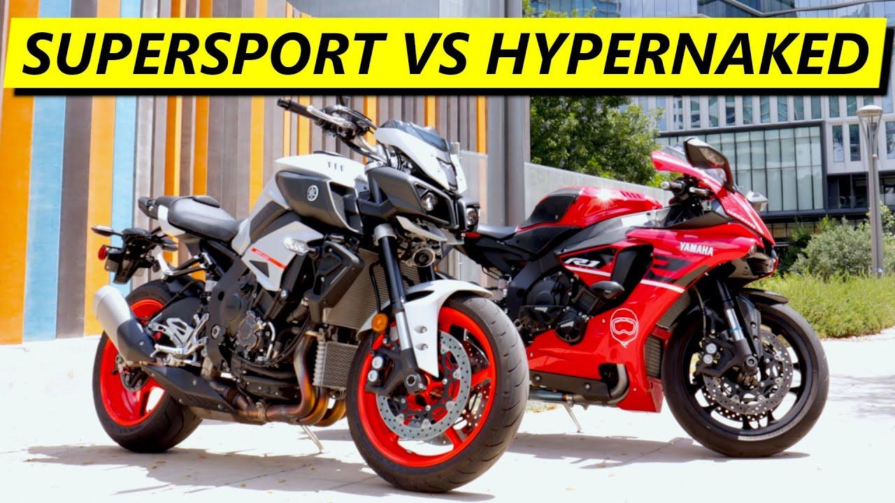 Video: Suzuki GSX-R1000 vs GSX-S1000 2015   Vergleich