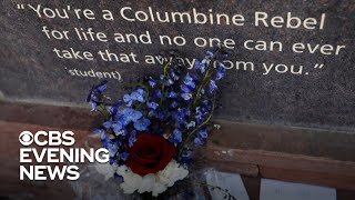 Community holds vigil for 20th Columbine anniversary