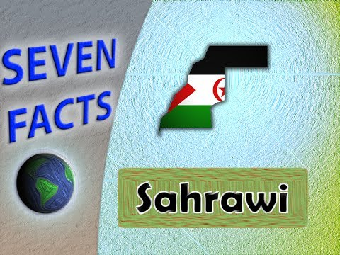 7 Facts about Sahrawi