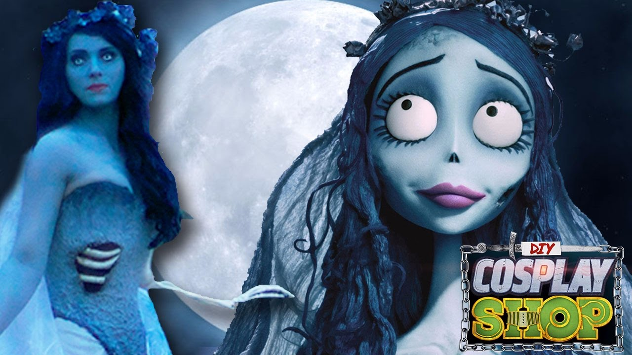 Corpse Bride - DIY COSPLAY SHOP - YouTube