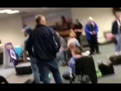 Tiroteo en el Aeropuerto de Fort Lauderdale, Florida.