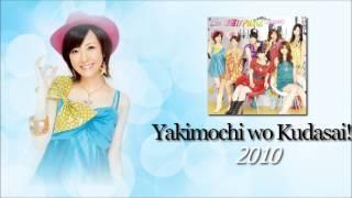 Shimizu Saki solo lines of year 2010 Songs : 01 - 「雄叫びボーイ WA...