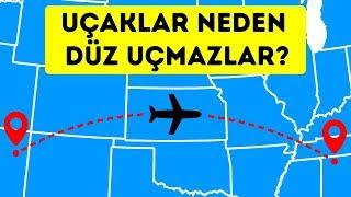 Uçaklar Neden Düz Uçmazlar