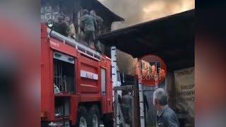 В Сочи полностью сгорел дом хирурга Российской империи Евгения Павлова
