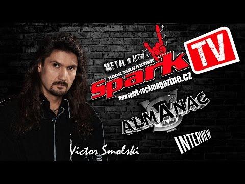 SPARK TV: ALMANAC - interview with Victor Smolski, pt. I