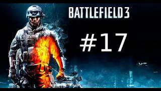 Battlefield 3 Campaign Walkthrough HD Part 17: Car Escape