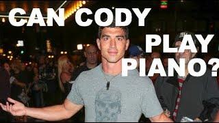 CANON in D Piano | Jessica and Cody