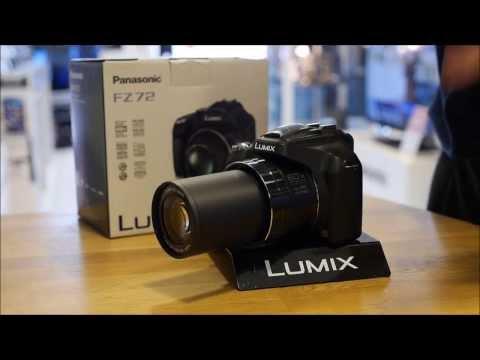 Panasonic Lumix DMC-FZ72 Overview