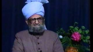 Urdu Dars Malfoozat #37, So Said Hazrat Mirza Ghulam Ahmad Qadiani(as), Islam Ahmadiyya