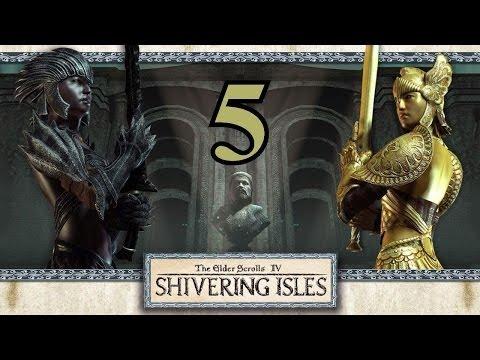 Let's Play The Elder Scrolls IV Shivering Isles [German][1080p][#5] Audienz Beim Wahngott