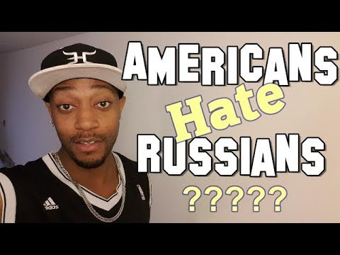 Vocabulary: Americans hate Russians?
