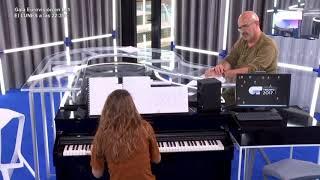 """Amaia canta """"Qué bello es vivir"""" de El Kanka a Capde"""